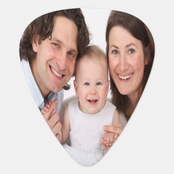 Create Your Own Photo Guitar Pick by nadil2 at Zazzle