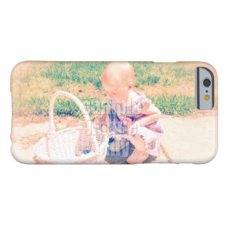 Create Your Own Photo - Horizontal Barely There iPhone 6 Case