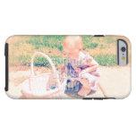 Create Your Own Photo - Horizontal Tough iPhone 6 Case