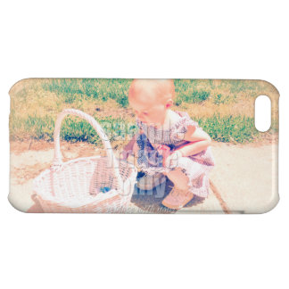 Create Your Own Photo - Horizontal Case For iPhone 5C