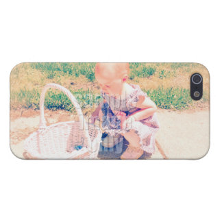 Create Your Own Photo - Horizontal Cover For iPhone SE/5/5s
