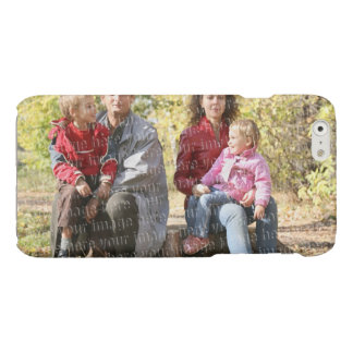 Create Your Own Photo - Horizontal Glossy iPhone 6 Case