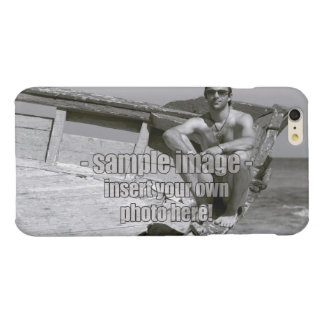 Create Your Own Photo - Horizontal Glossy iPhone 6 Plus Case