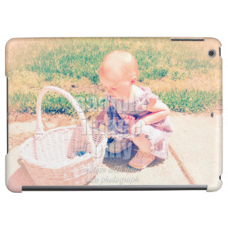 Create Your Own Photo - Horizontal iPad Air Cover