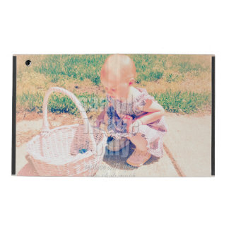 Create Your Own Photo - Horizontal iPad Folio Case