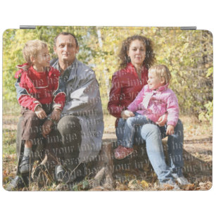 Create Your Own Photo - Horizontal iPad Smart Cover