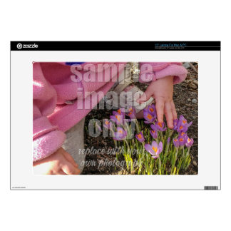 Create Your Own Photo - Horizontal Laptop Decals