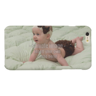 Create Your Own Photo - Horizontal Matte iPhone 6 Plus Case