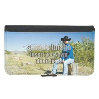 Create Your Own Photo - Horizontal Wallet Phone Case For Samsung Galaxy S5