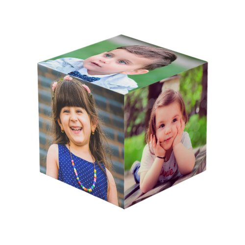 Create Your Own Photo Keepsake Cube