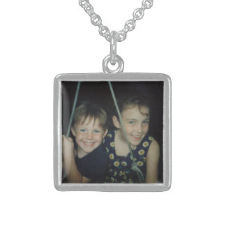 Create your own photo necklace