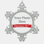 Create Your Own Photo Ornament