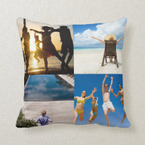 Create Your Own Photo Pillow