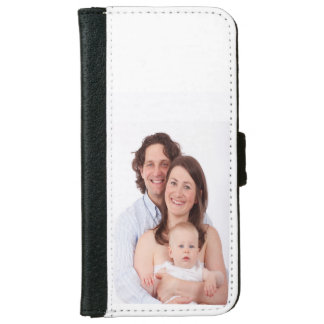 Create your own photo iPhone 6 wallet case