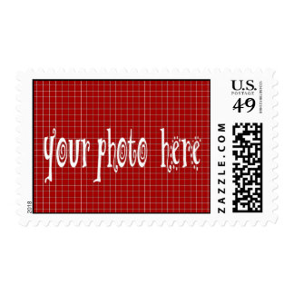 Create your Own Photo Postage