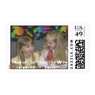 Create your Own Photo Postage Stamp