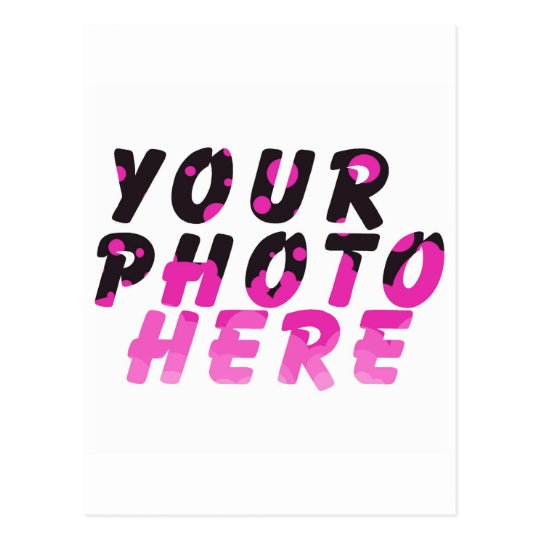 CREATE YOUR OWN PHOTO POSTCARD