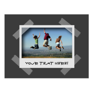 Create-Your-Own Photo Snapshot Postcard