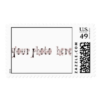 Create your Own Photo Stamp