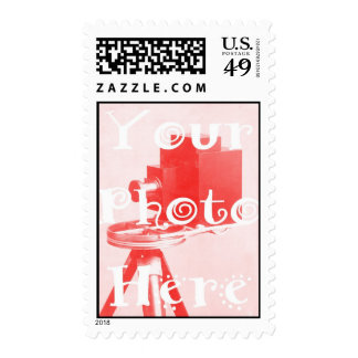 Create your Own Photo Stamps