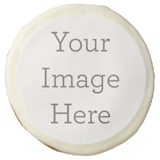 Create Your Own Photo Sugar Cookies Sugar Cookie