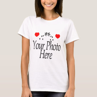 CREATE YOUR OWN PHOTO T-Shirt