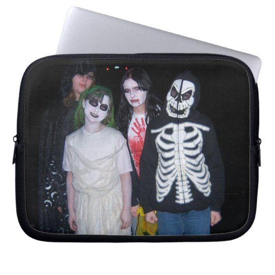 Create your own photo template Laptop Sleeve