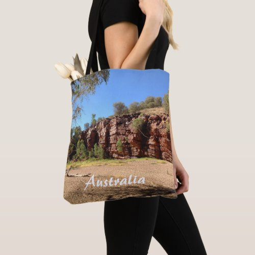 Create your own photo tote bag _ Trephina Gorge