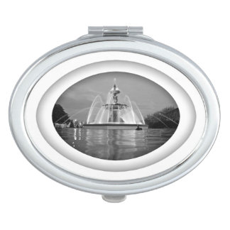 Create-Your-Own Photo Upload Compact Mirror