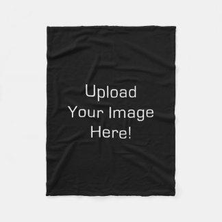 Create-Your-Own Photo Upload Fleece Blanket