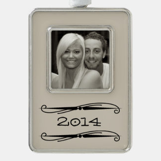 Create-Your-Own Photo Upload Holiday Ornament