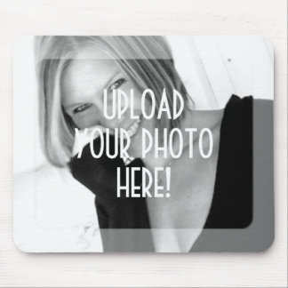 Create-Your-Own Photo Upload Mousepad