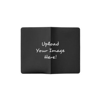 Create-Your-Own Photo Upload Notebook Cover