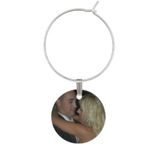 Create Your Own Photo Wine Charm