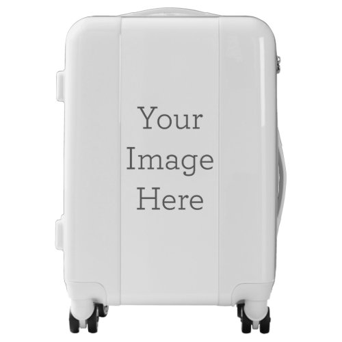 Create Your Own Piece of Luggage