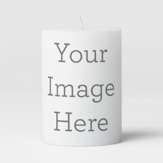 Create Your Own Pillar Candle