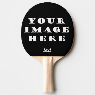 Create your own ping pong paddle