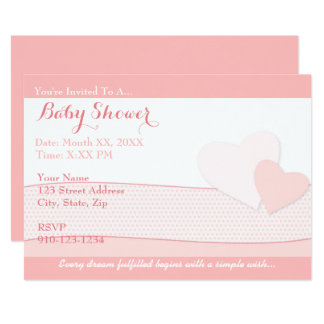 create your own baby shower invitations announcements zazzle