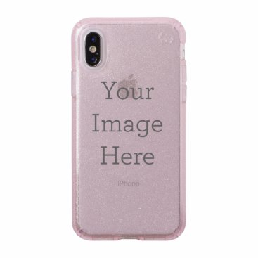 Create Your Own Pink Speck iPhone X Case
