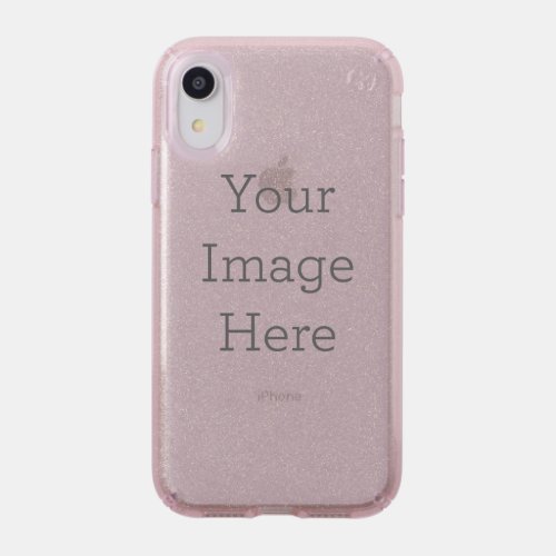 Create Your Own Pink Speck iPhone XR Case
