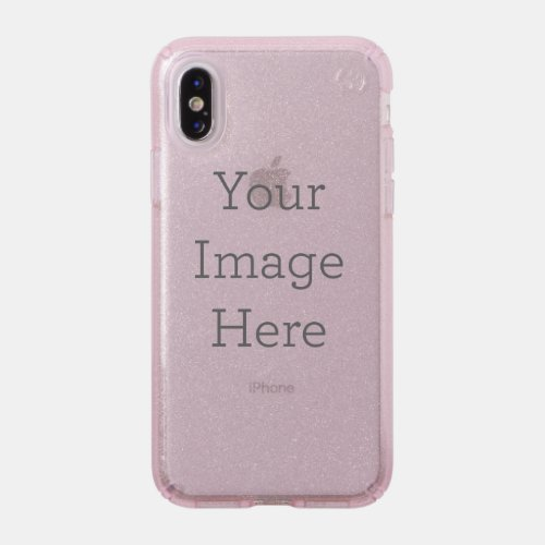 Create Your Own Pink Speck iPhone XS Case