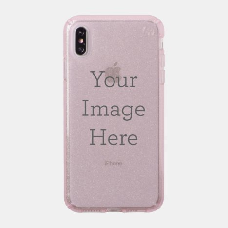 Create Your Own Pink Speck iPhone XS Max Case