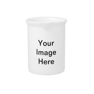 Create Your Own Pitcher at Zazzle