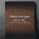 """Create Your Own Plaque<br><div class=""""desc"""">Create your own personalized product using one of your own images,  designs,  or text. Replace the """"create your own"""" picture with one of your own for a custom product! It"""