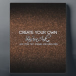 "Create Your Own Plaque<br><div class=""desc"">Create your own personalized product using one of your own images,  designs,  or text. Replace the ""create your own"" picture with one of your own for a custom product! It"