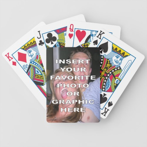 Create Your Own Playing Card