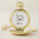 Create Your Own Pocket Watch at Zazzle