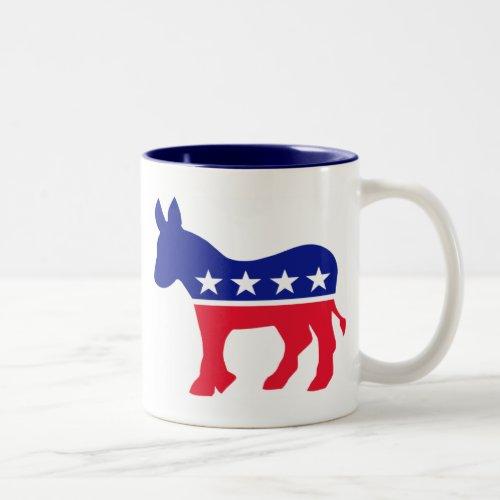 Create your own Political Two_Tone Coffee Mug