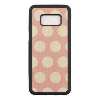 Create Your Own Polka Dot Carved Samsung Galaxy S8 Case