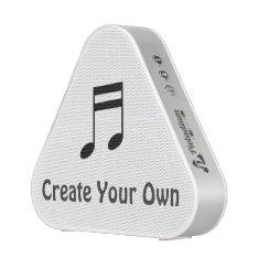 Create Your Own Portable Speaker (pieladium) at Zazzle